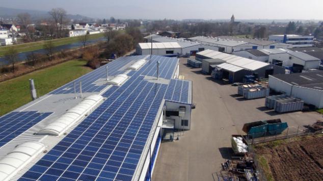 Photovoltaik offenburg